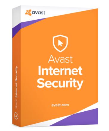 Avast Internet Security - 3 PC / 1 år
