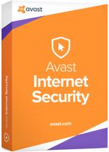 Avast Internet Security - 1 PC / 1 år