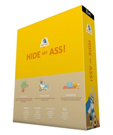 HMA! Pro VPN - ubegrensede enheter