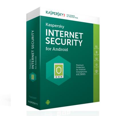 Kaspersky Internet Security for Android - 1 enhed / 1 år