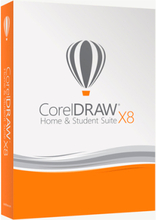 CorelDraw Home & Student Suite 2018 - 2 PC