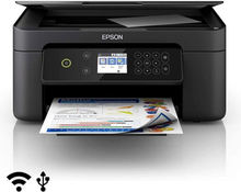 Multifunktionsprinter Epson Expression Home XP-4100 15-33 ppm LCD WiFi Sort