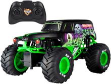 Monster Jam Radiostyrd bil Grave Digger 1:15