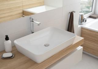 Deante Tess CDS_6U6S keramisk håndvask til badeværelse