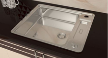 Franke Argos AGX 210 Rustfrit stål køkkenvask
