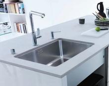 Franke Kubus KBX 210-45 Rustfri stål køkkenvask