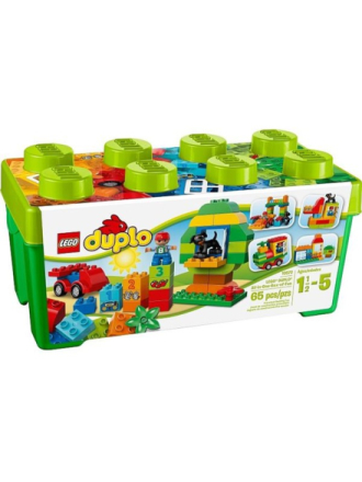 DUPLO All in One Box of Fun - 10572 - Proshop