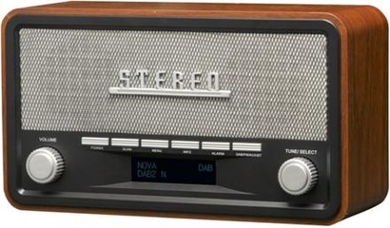 Denver DAB+ och FM-radio