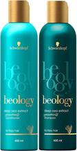 Beology Shampoo & Hoitoaine - 55% alennus