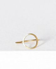MINT By TIMI Big circle ring