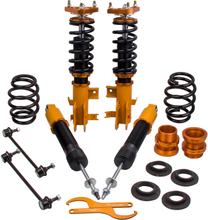 Compatible for Honda Civic 2012-2015 Si 2012-2016 Only Adj Height Shocks New Coilovers Kits