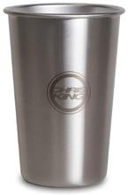 Chris King Stainless Steel Pint Glass Sølv