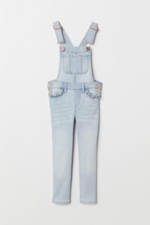 H & M - Denim-lappuhaalari - Sininen