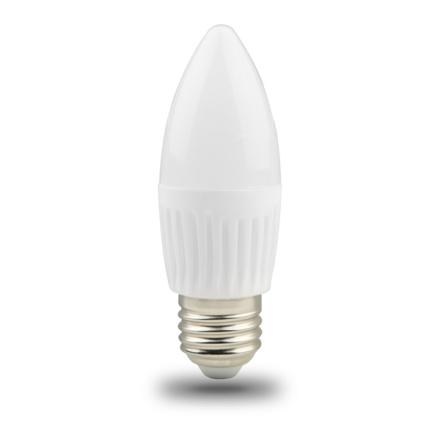 LED lamppu C37 E27 10W 230V - Pure white