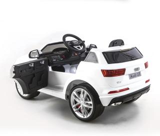 Elbil Audi Q7 Vit 12V - Fraktfritt!