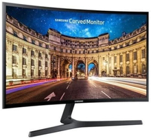 SAMSUNG C27F396 - 27 tums FHD LED böjd display - VA-panel - 4 ms - HDMI / VGA - AMD FreeSync