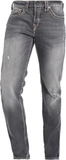 True Religion ROCCO Jeans straight leg grey washed