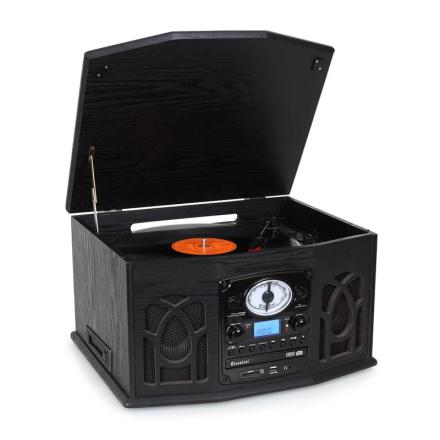 NR-620 stereoanläggning skivspelare MP3-inspelning