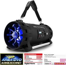 Soundstorm batteridriven bluetooth-högtalare 2 x 20W RMS