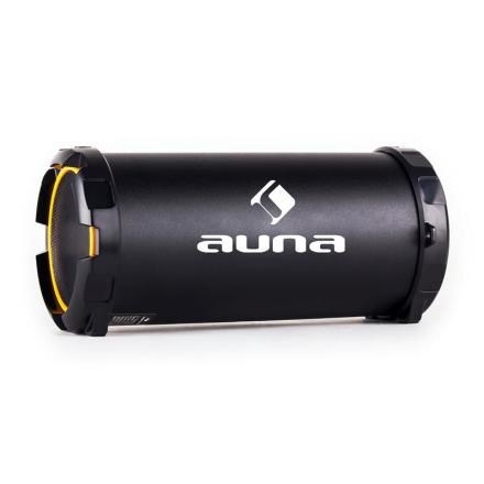 Dr. Beat 2.1 bluetooth-högtalare USB SD AUX FM batteridriven guld