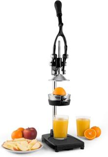 TriJuicer Juicepress med hävarm Frukt- och grönsaksskärare Svart