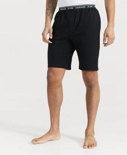 Calvin Klein Underwear Pyjamasshorts Sleep Short Svart
