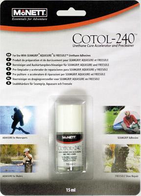 McNett Cotol-240 Herder For ekstra styrke!