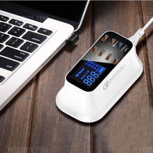 Intelligent Multiple USB Interfaces Charger