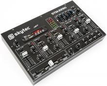STM-2290 6-kanal-mixer Bluetooth USB SD MP3 FX