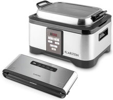Tastemaker Foodlocker Sous-vide set långsamkokare slow cooker 6l 550 W