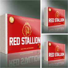 Red Stallion Extra Strong - 30 kaps-Erektionshjälp spara 15%