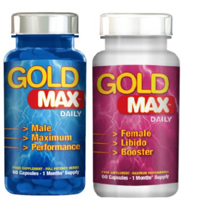 Par Utökad Lust Paket9 - GoldMax Daily-spara 11%