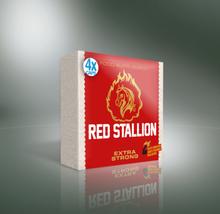 Red Stallion Extra Strong - 4 kaps -Erektionshjälp