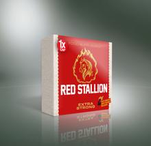 Red Stallion Extra Strong - 1 kapsel-Erektionshjälp