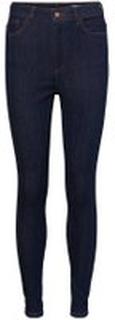 VERO MODA Vmsophia High Waist Skinny Fit-jeans Kvinna Blå