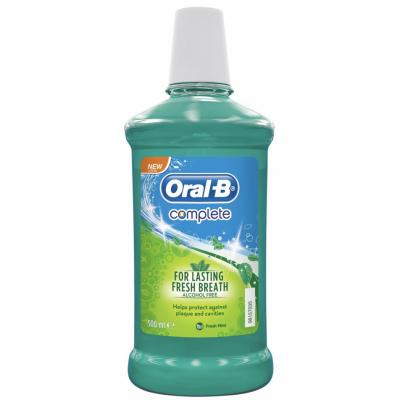 Oral-B Complete Mouthwash 500 ml