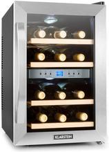 Reserva vinkylskåp 34 liter 12 flaskor 2 zoner