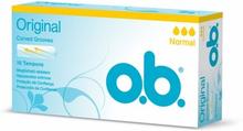 O.B. Original Normal 16 stk