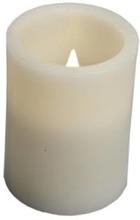 Markslöjd Skimra batteridrevet stearinlys LED 12 cm