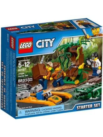 City 60157 Junglestartsæt - Proshop