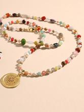 Kette Juwelenkind mehrfarbig