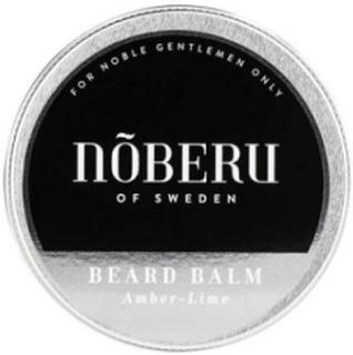 Nõberu Of Sweden Beard Balm Amber-Lime Reg Size Barbering Amber