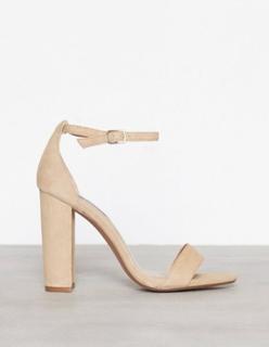 Steve Madden Carrson Sandal High Heel Sand