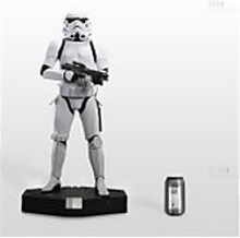 PureArts Star Wars Original Stormtrooper 1:3 Scale Collector's Statue - 63cm