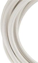 Bailey stoffen kabel 2-aderig beige 3m