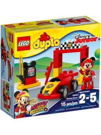 DUPLO 10843 Mickeys racerbil - Proshop