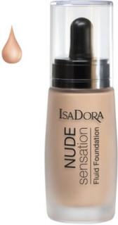 Isadora Nude Sensation Fluid Foundation Porcelain