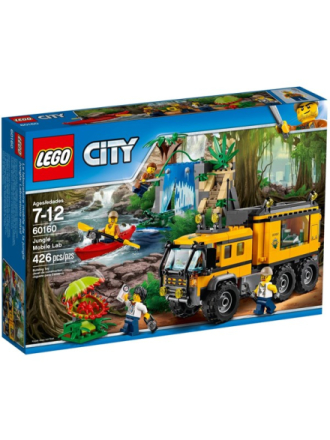 City 60160 Mobilt junglelaboratorium - Proshop