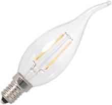 SPL kaarslamp tip LED filament 1,9W (vervangt 20W) kleine fitting E14