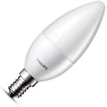 Philips   LED Kaarslamp   Kleine fitting E14   4W (vervangt 25W) Mat